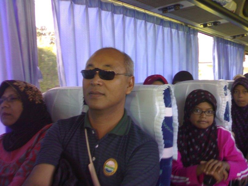 Comfortable cool bus