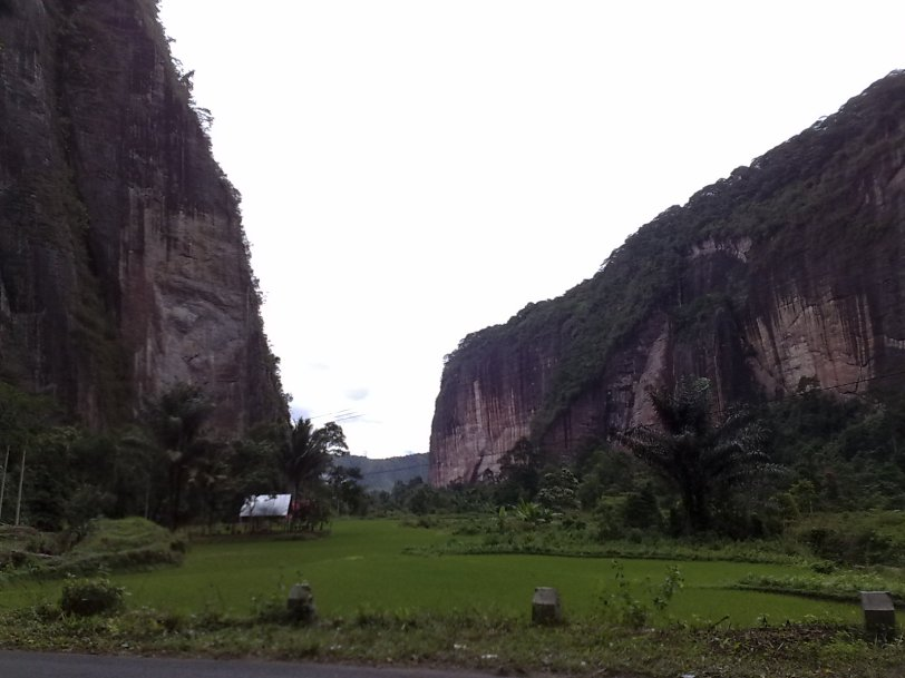 Harau Valley Payakumbuh, West Sumatra.