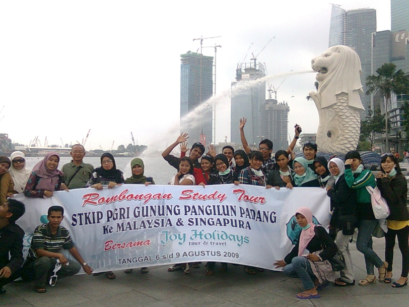 Tour to Singapore