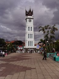 Jam Gadang Bukittinggi PT.Joy Holidays