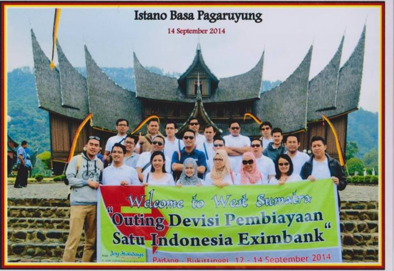 Minangkabau tour + outing