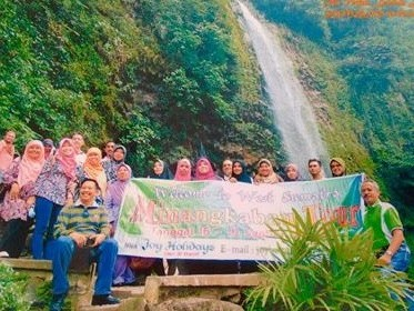 photo group lembah anai