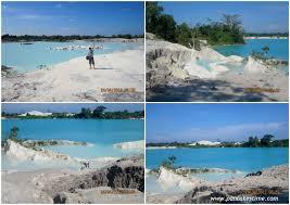 belitung danau kaolin2