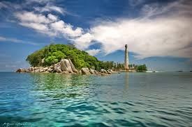 belitung pulau lengkuas